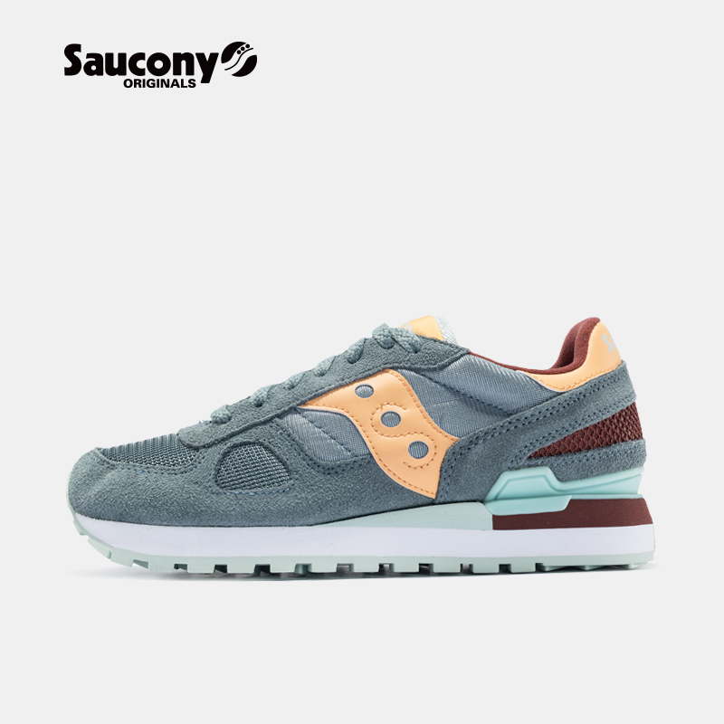 wholesale dealer b65a9 8e7da Saucony San Cony SHADOW ORIGINAL casual retro sneakers running shoes female  S1108-634