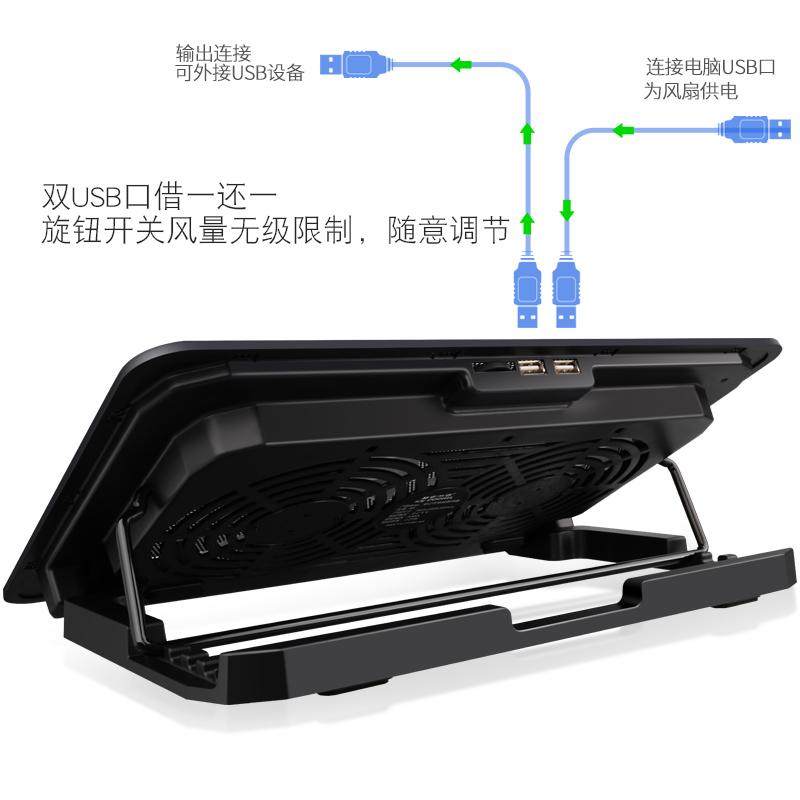 охлаждающая подставка для ноутбука Ice coorel 14 15.6