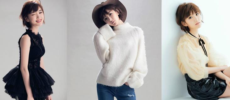 毛晓彤可爱甜美优雅写真,美腿修长,笑容迷人