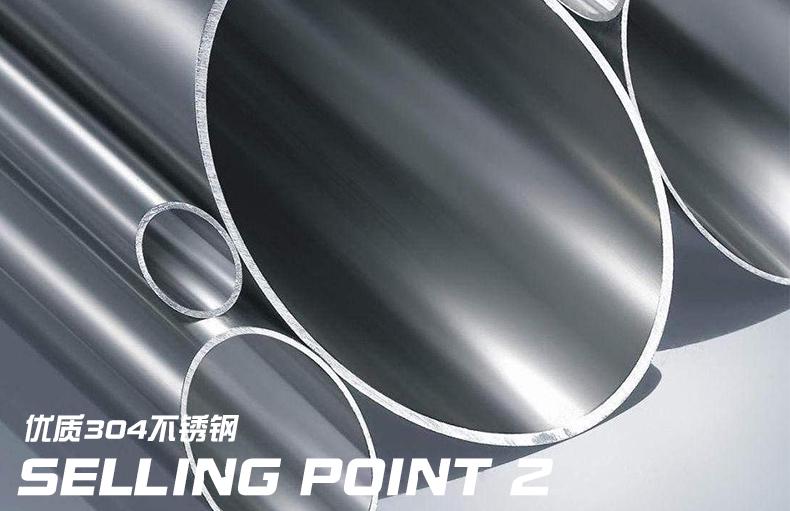 Ốp ống xả sau xe Honda CRV 2021 - ảnh 3