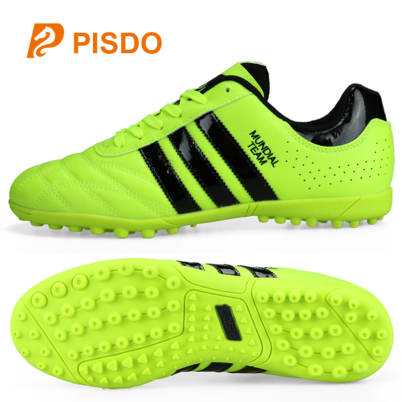 339a32dfd Soccer shoes broken nail male and female primary and secondary school youth  anti-skid training artificial ...