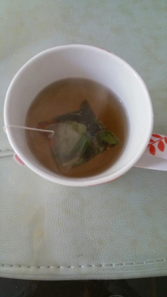 年过5旬喝冬瓜荷叶减肥茶减肥因为安全