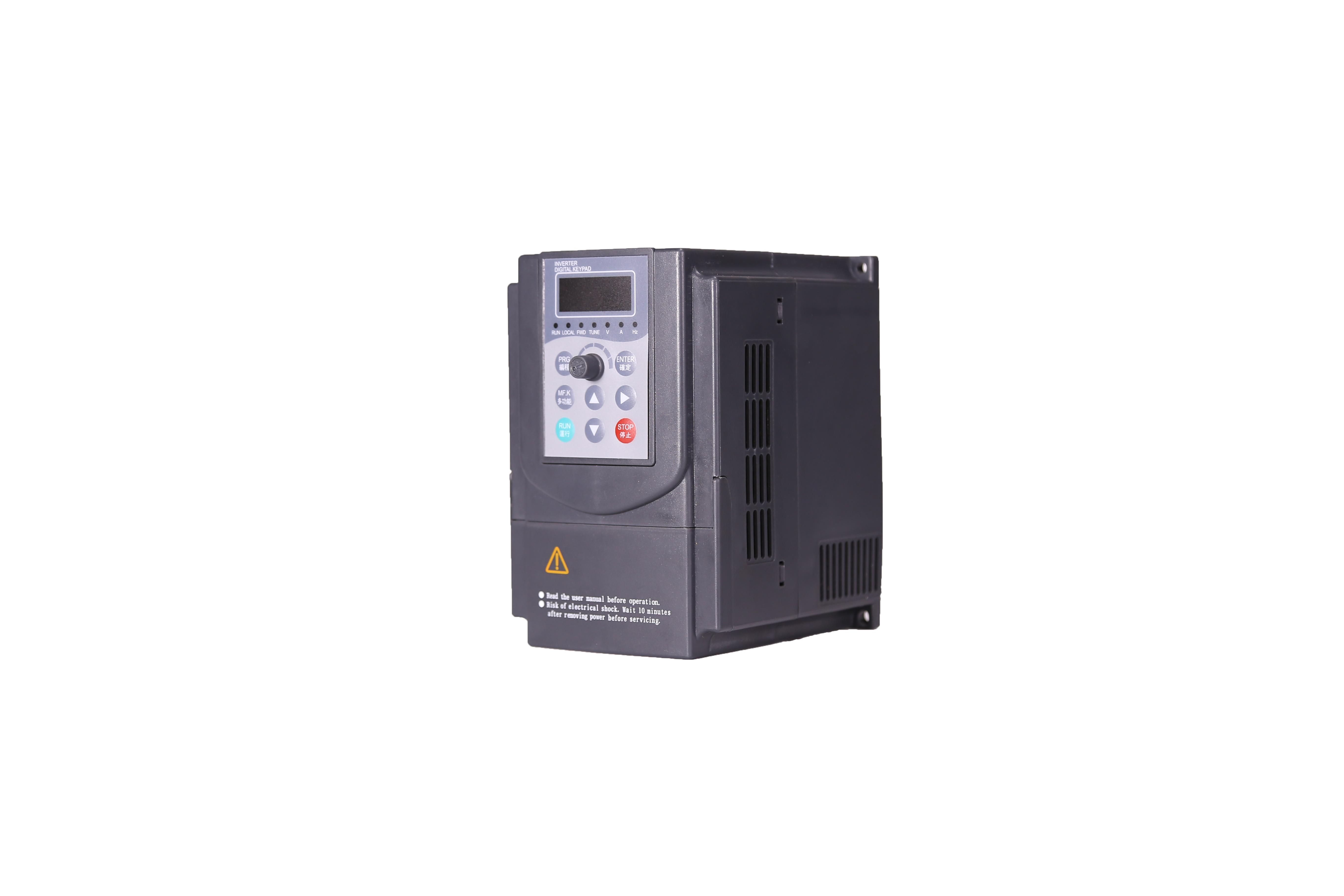 水泵电机变频器380V/220V两年质保0.4/0.75/1.5/2.2/4/5.5/7.5KW