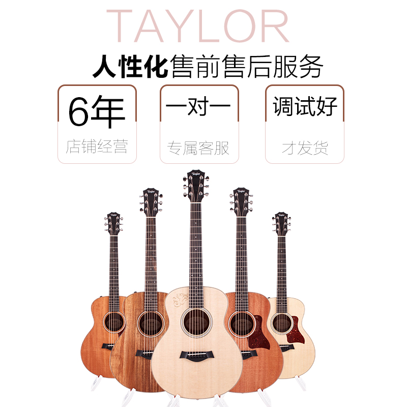 Taylor Taylor GS Mini Academy series mini electric box folk travel acoustic  guitar