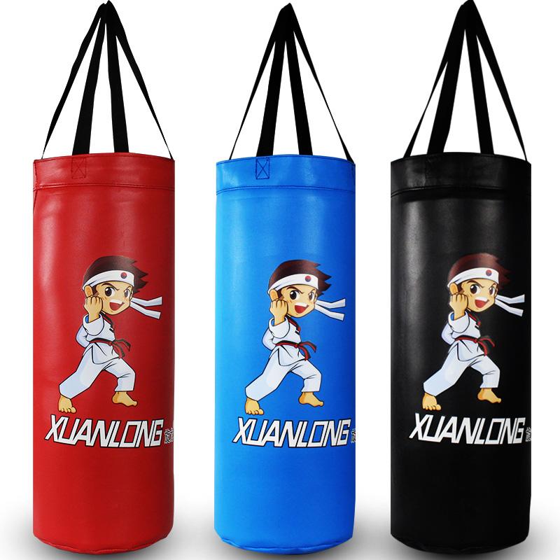 4-12 детей в возрасте боксерские перчатки мешок с песком костюм вниз вертикальный мальчик игрушка головоломка мешки с песком кулак мальчиков