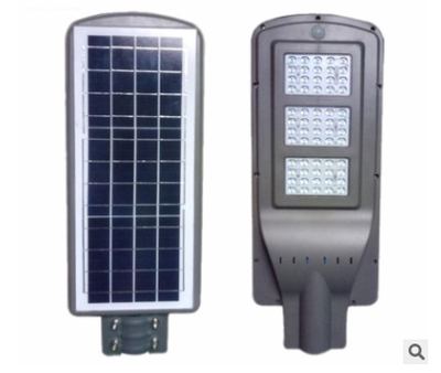 60WLED Solar Light Outdoor Light New Rural Household Garden Light Outdoor Square Road integrated super bright