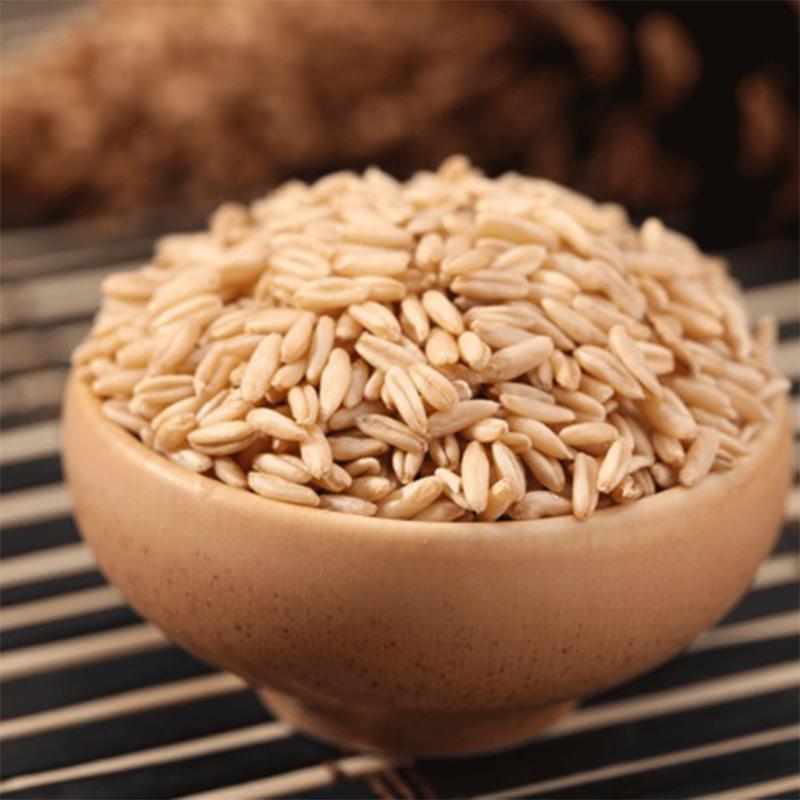 易久有机燕麦米400gX4 营养早餐非麦片 燕麦仁 五谷杂粮粥 杂粮