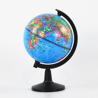 地球仪学生用高清大号初中生3d立体悬浮32cm高中生用世界特大号AR智能儿童玩具usb带灯发光客厅装饰教学版