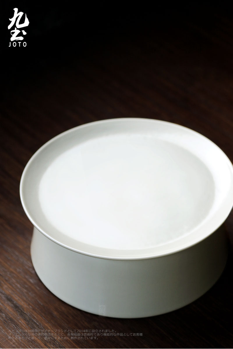 About Nine Japanese checking ceramic soil compote tea cake heart dried fruit snack tray plate dessert