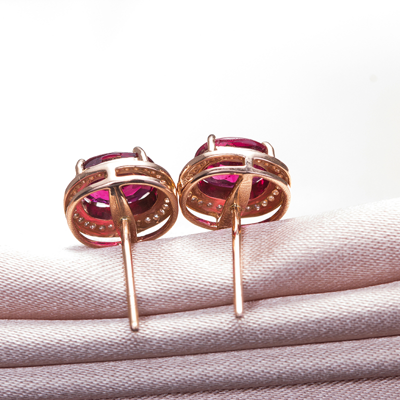 pink tourmaline white nile shop special stud earrings shopping blue summer gold in