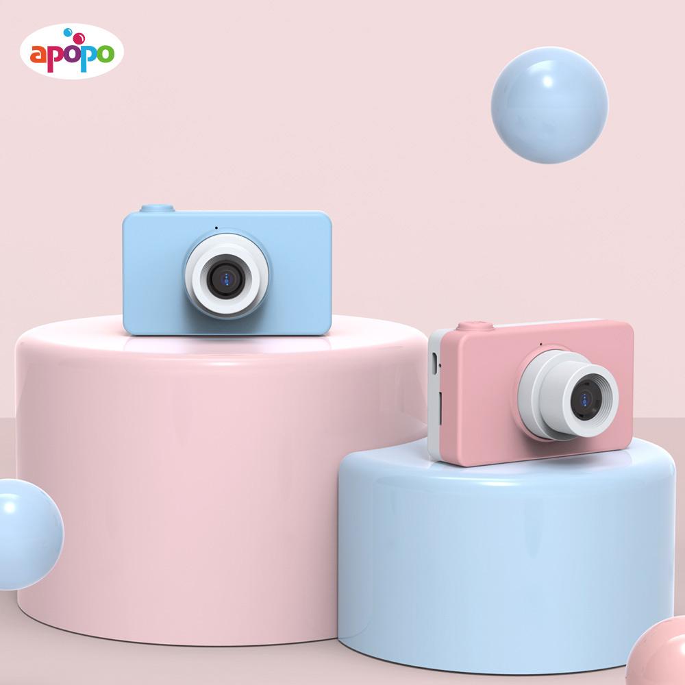 美国APOPO儿童数码照相机,张柏芝儿子同款男女孩礼物