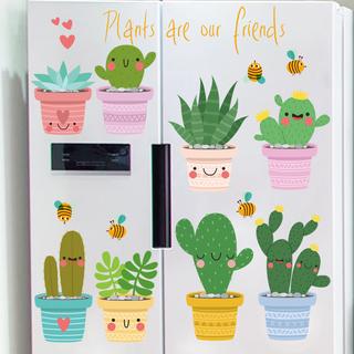 Съемный кроме водонепроницаемый холодильник ворота наклейки декоративный небольшие товары шаблон аппликация самоклеящийся обувной кухня стекло двери на наклейка, цена 99 руб