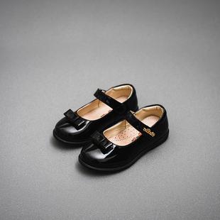 新款女童小皮鞋春秋款时装鞋