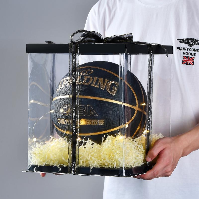 教师节礼物送男友篮球生日礼物男朋友男生老师创意特别的实用高档