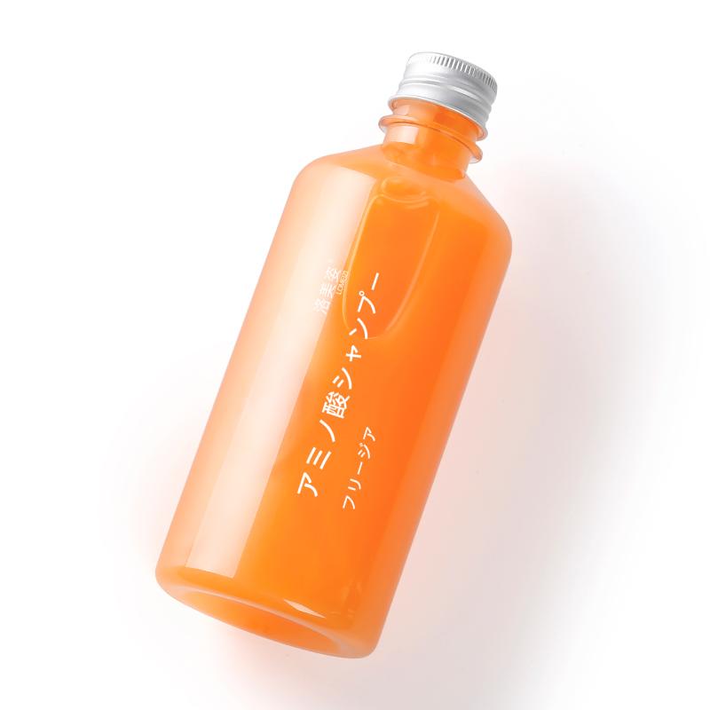 日本洛美姿男女香水持久留香柔顺丝滑网红植物氨基酸小苍兰洗发水
