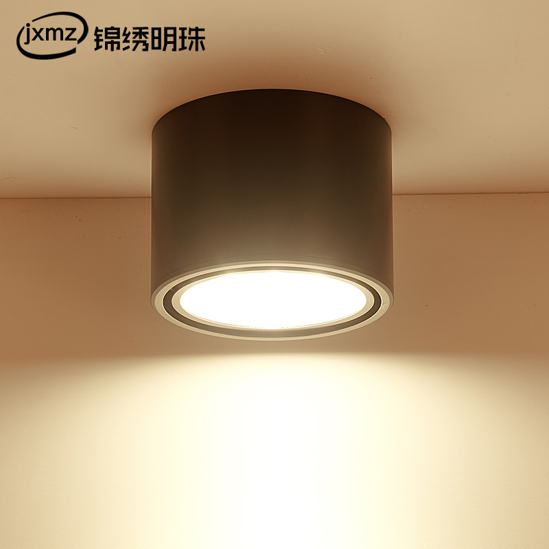 Led wall mounted ceiling light spotlights clothing shop aisle porch led wall mounted ceiling light spotlights clothing shop aisle porch showcase bar top ceiling round hanging downlight mozeypictures Image collections