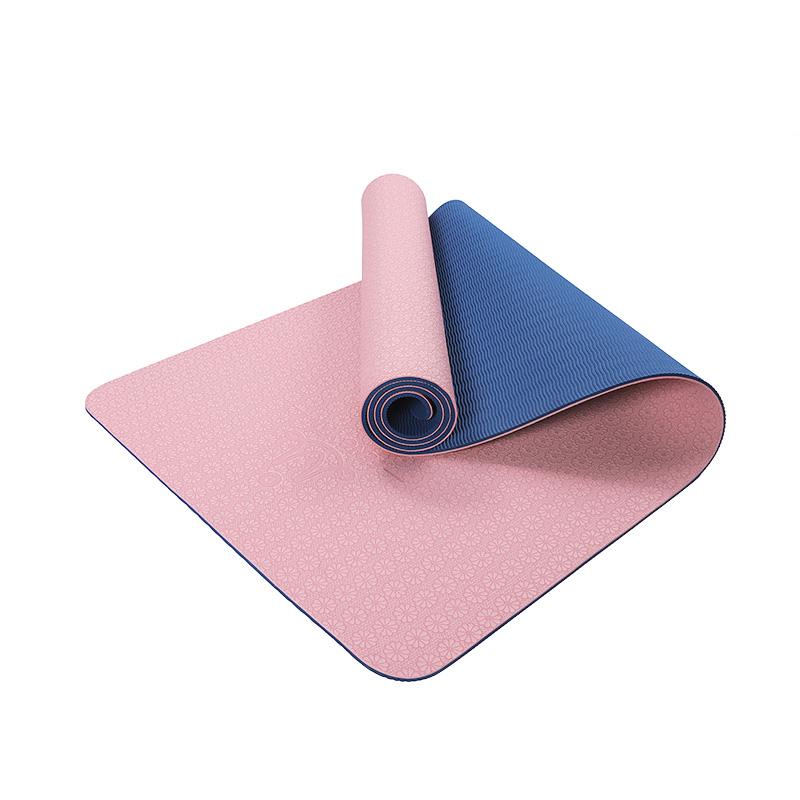 峰燕tpe瑜伽垫防滑加厚女瑜珈舞蹈初学者男健身运动垫子地垫家用