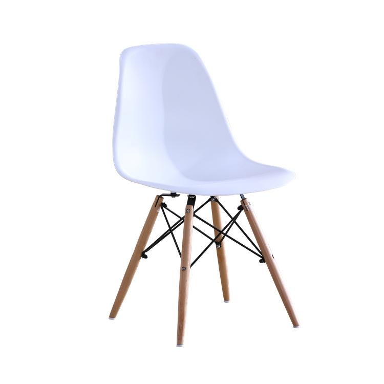 כסאות מעצבים איימס - לבן