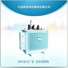 Электронный трансформатор CLP S11-M-80KVA 10KV/0.4