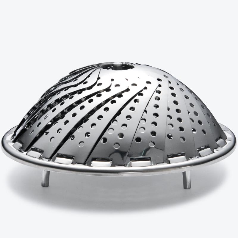 430不锈钢蒸水果盘笼架子