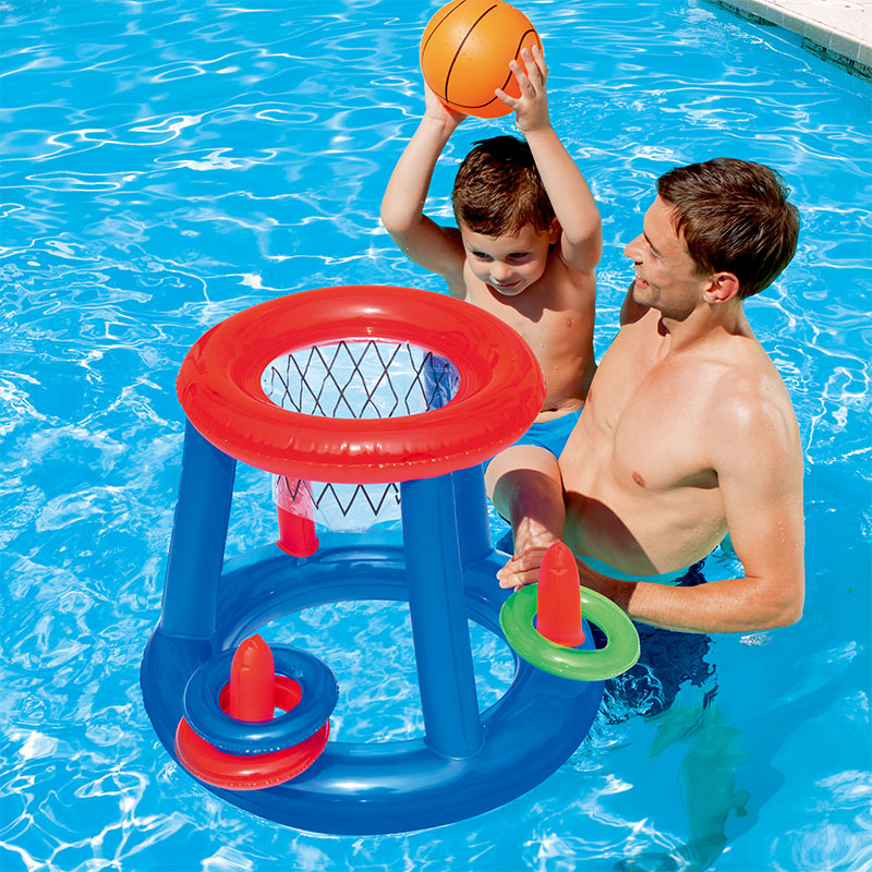 Bestway52190 pool swimming pool water basketball volleyball handball goal  children inflatable toys
