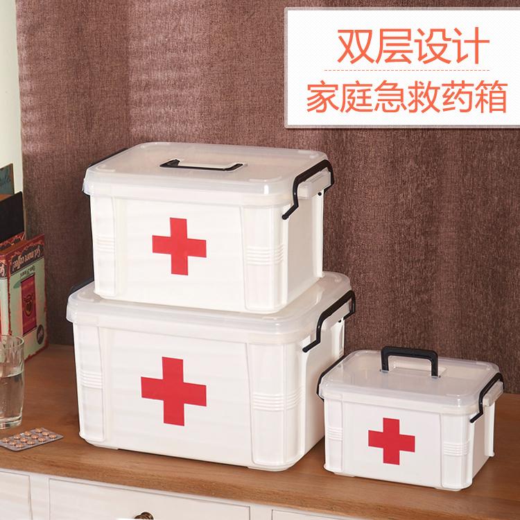 Негабаритных врач аптечка сгущаться многослойный медицинская аптечка ребенок первая помощь коробка семья использование медицина вещь ящик в коробку