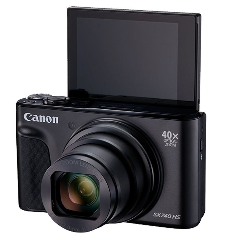 照相機數碼高清旅游小型Canon-佳能 PowerShot SX740 HS螞蟻攝影 家用卡片機 佳能sx740 hs