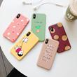 苹果6splus手机壳iPhonex硅胶iphonexr女款6/6s/7/8/plus不会撞壳的网红iPhone xs max潮牌xr同款6p情侣7p八x