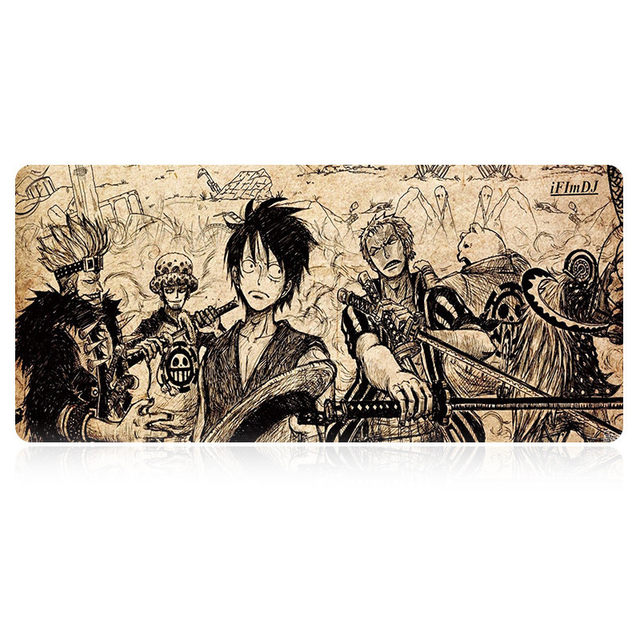 Mouse pad oversized custom gaming gaming anime personality creative cute female computer desk pad keyboard pad