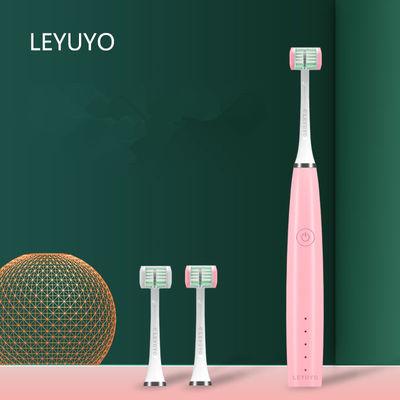 超声波情侣软毛3D电动牙刷