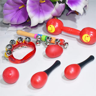 Three-month baby newborn baby toys 0-3-6 months 0-1 years old educational toys hand grip bells hand bells