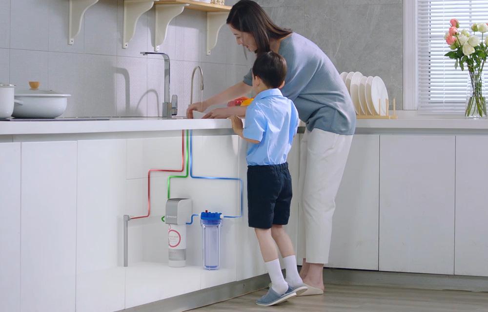 教你挑净水器,全家饮水更健康6