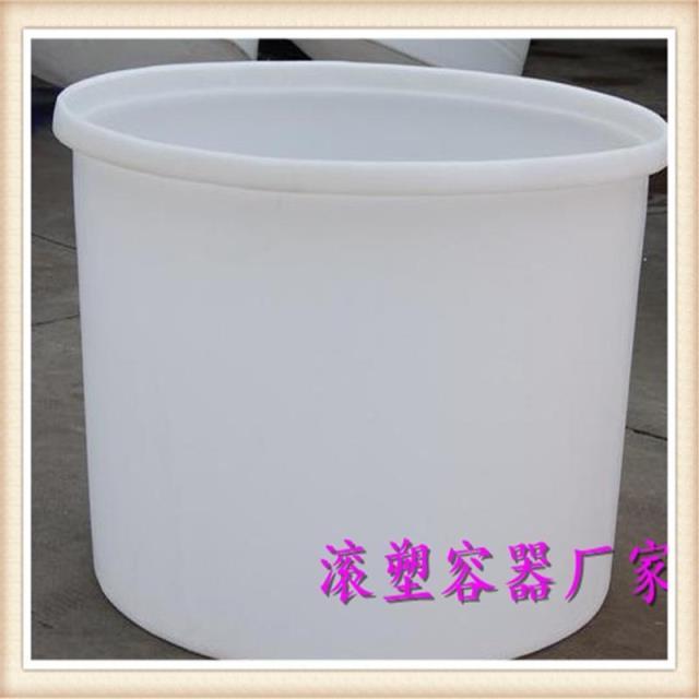 [Thùng nhựa quay] 2 tấn trống nhựa đào đào 2000 lít bayberry khô thùng ngâm 2 tấn thùng PE - Thiết bị nước / Bình chứa nước