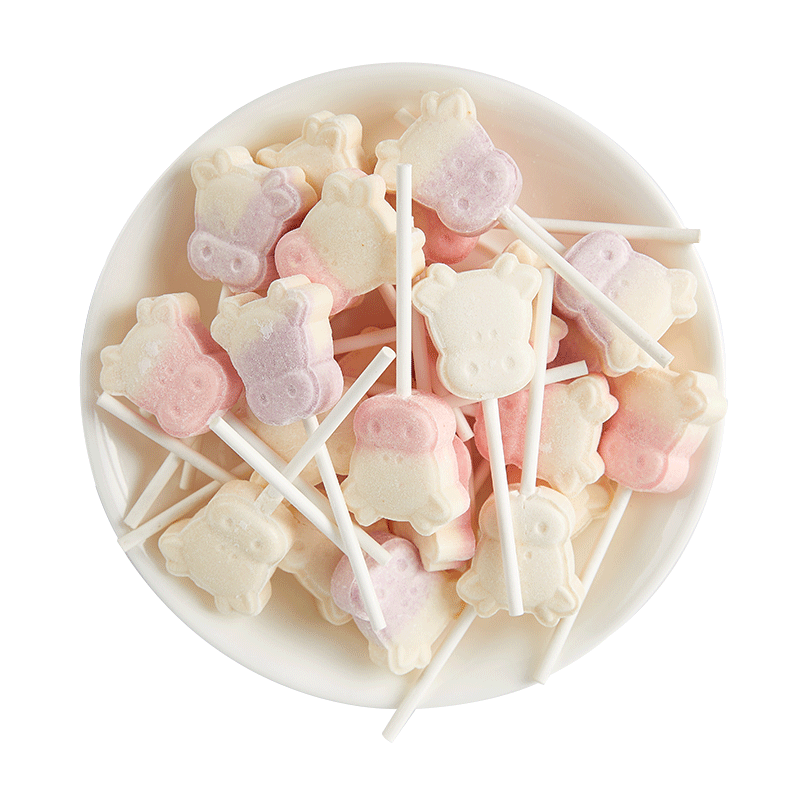 无蔗糖创意可爱儿童棒棒糖卡通牛头奶棒糖零食网红宝宝糖果大礼包,免费领取2.00元淘宝优惠卷