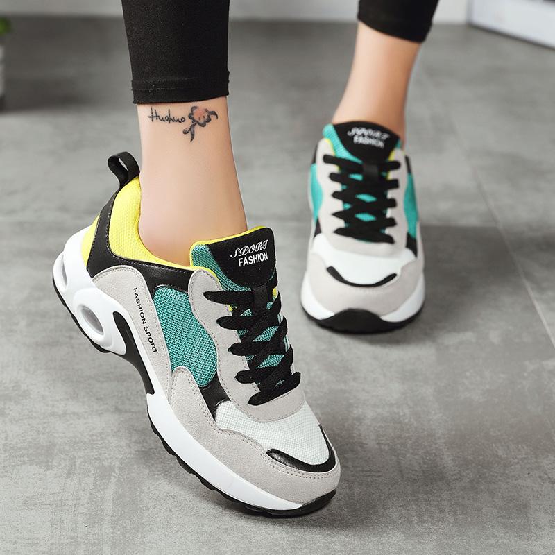 秋冬回力女鞋初高中学生运动鞋轻便帆布鞋平底休闲气垫运动跑步鞋