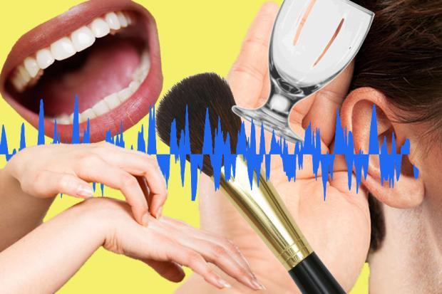 ASMR耳搔已经在全校引起轰动