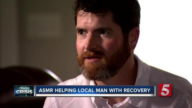 ASMR视频帮助当地男子从阿片类药物成瘾中恢复
