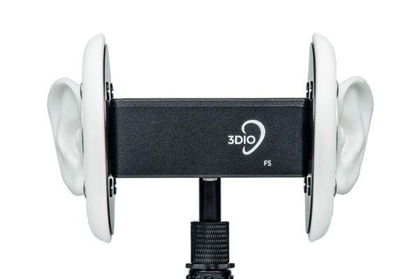 了解下专业级双耳ASMR麦克风3Dio基础版FS