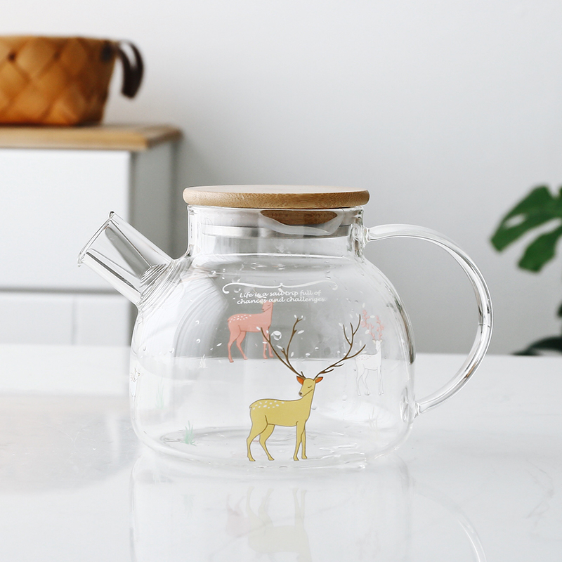 Forest deer (small jug)