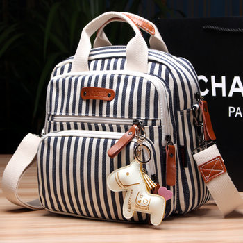 Mummy Bag 2019 New Large-capacity Messenger Shoulder Fashion Small Out Handbag Lightweight Mama Mother and Baby