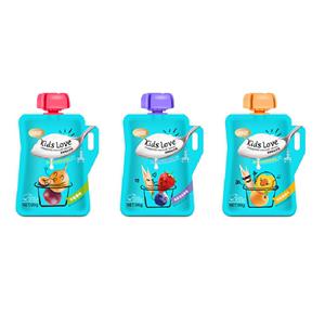 帕弗妮儿童常温发酵酸奶10袋整箱