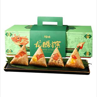 【百草味】龙腾粽子礼盒1220g