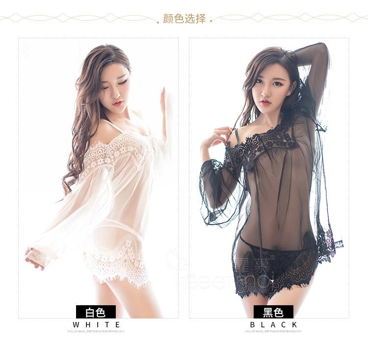 透明薄纱睡裙 - 1505147909 - 太阳的博客