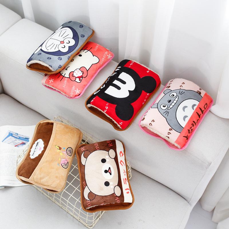 厂家直销 新款家居日用热水袋卡通可爱热水袋暖手宝暖水袋 可定制