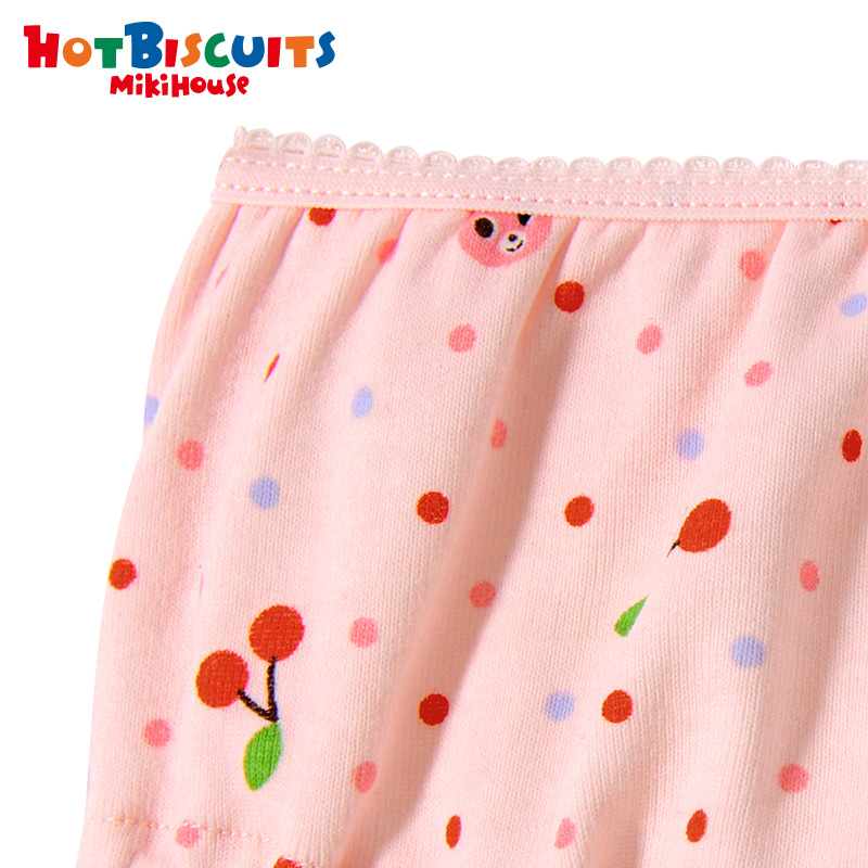 MIKIHOUSE HOT BISCUITS girls printed underwear baby underwear set goods.  Zoom · lightbox moreview · lightbox moreview · lightbox moreview · lightbox  ... 69b7f1f1f