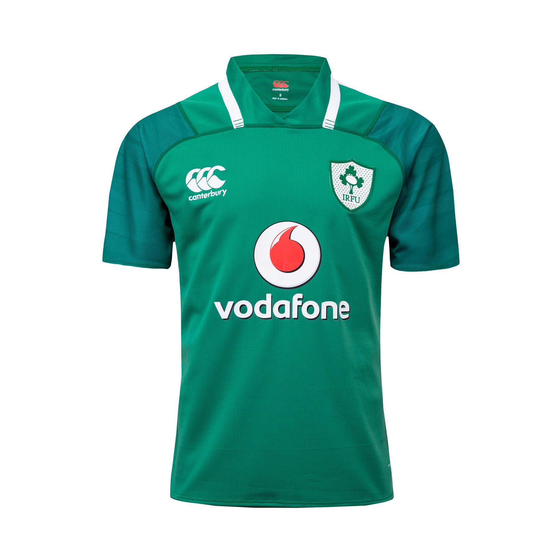 Ирландия регби одежда 2018-17 ирландия зеленый регби одежда Ireland Rugby Jerseys