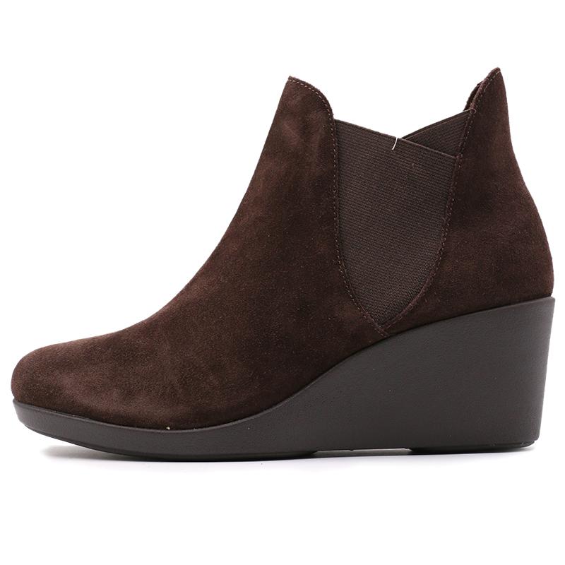 【雪地女鞋】crocs卡骆驰正品2020新款运动鞋官方靴v雪地靴高跟靴