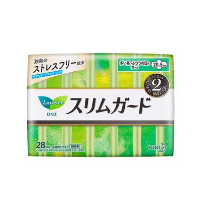 松本清 花王乐而雅卫生巾84片