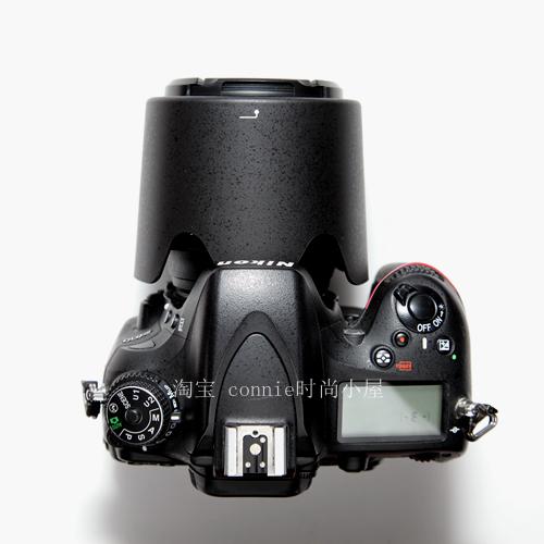 相機遮光罩尼康 85 1.8 G 遮光罩 85 f1.8 卡口85mm f1.8G 可反扣鏡頭 HB-62