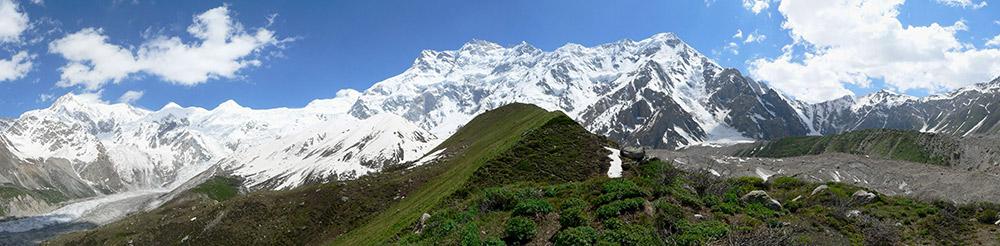 南迦帕尔巴特峰 Nanga Parbat